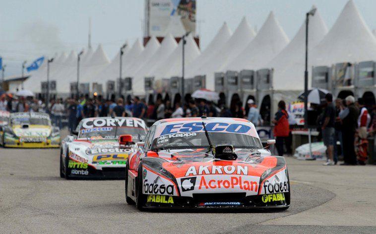 Circuito Rosendo Hernandez : Ortelli fue el más veloz en la primera clasificación del tc