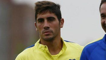 Boca recuperó a Cristian Erbes