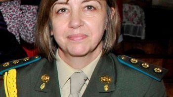 María Isabel Pansa: la mujer que puede ser la primera general del Ejército