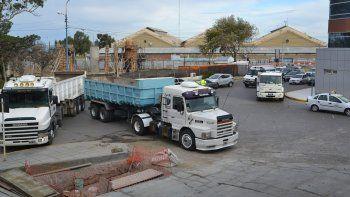 Con el camino de Circunvalación los camiones no pasarán más por el centro de Comodoro.