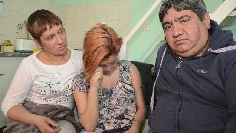Indignación por la reacción de Nahir Quinteros cuando escuchó la condena