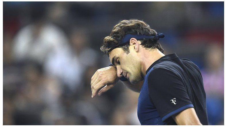 Federer accedió a cuartos y Murray se despidió en Australia