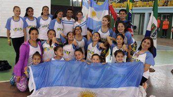 Comienza la participación comodorense en el sudamericano