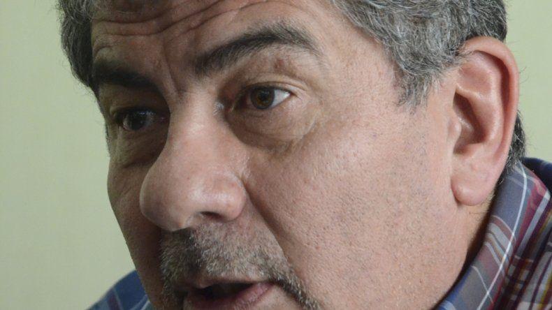 El camionero Jorge Taboada es el candidato de Mario Das Neves a la diputación nacional.
