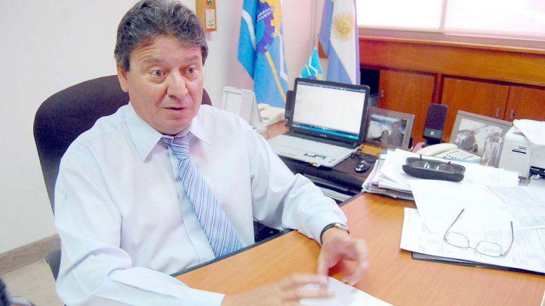 Víctor Cisterna será el ministro Coordinador de Gabinete en el gobierno de Mario Das Neves.