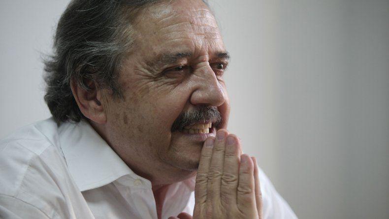 El sábado Alfonsín participará de acto homenaje en Comodoro