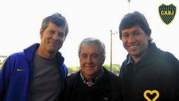 Pergolini: voy a ser candidato a vicepresidente en Boca
