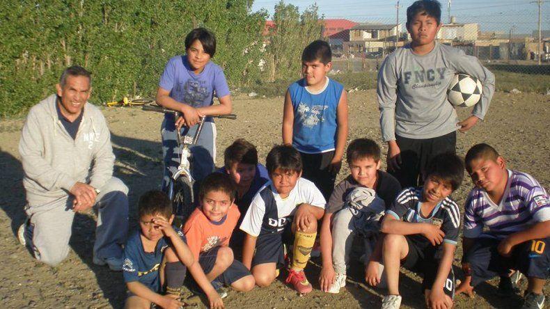 Fotos: Facebook Asociación Vecinal San Cayetano.