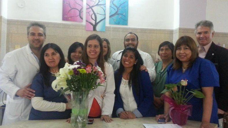 Quedó inaugurado el Hospital de Día de pacientes oncológicos