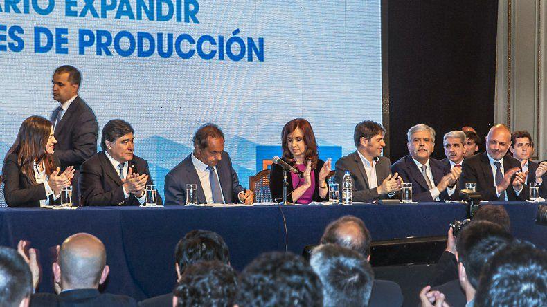 Buzzi instó a Macri a firmar el mismo acuerdo que Scioli con la OFEPHI