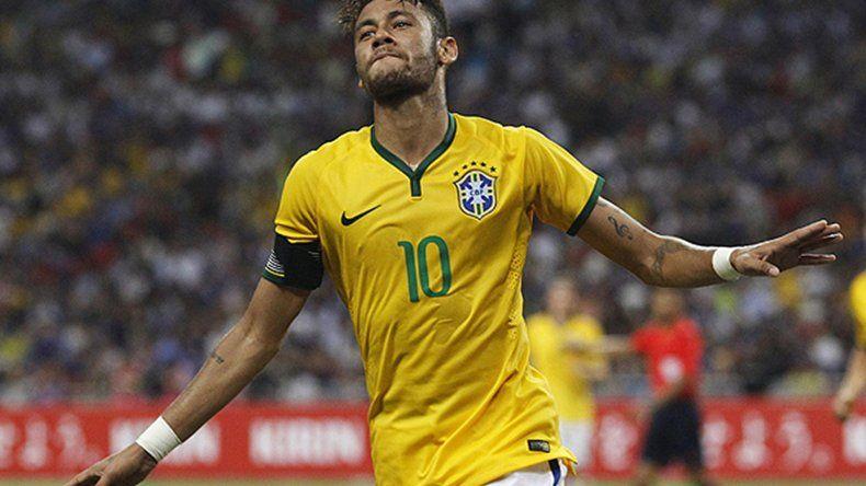 Brasil contará con el regreso de Neymar