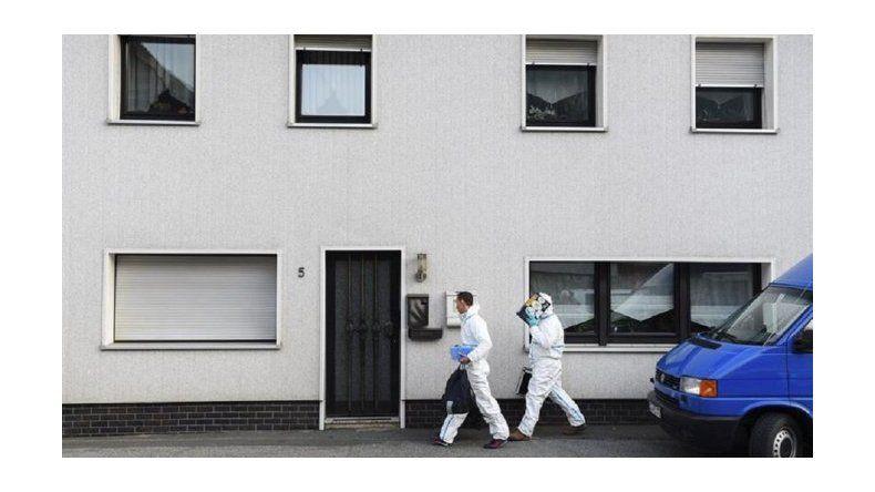 Horror en Alemania: hallan siete bebés muertos en una casa