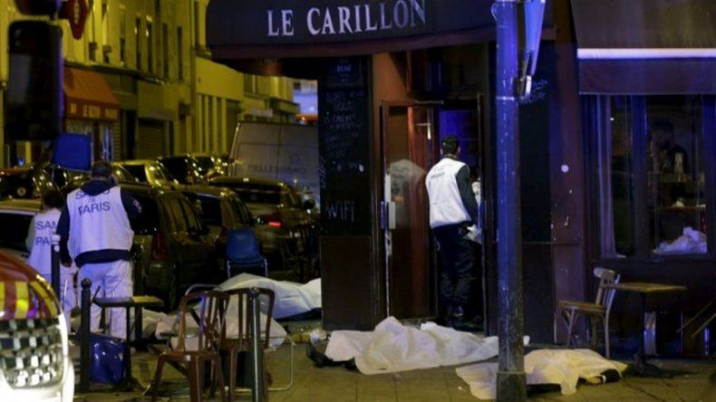 El relato de un periodista chubutense en París: fue como estar dentro de una película