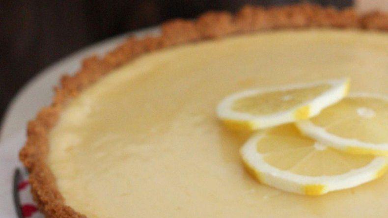 Tarta dulce de limón