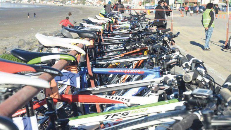 Rada Tilly es escenario de definiciones del 11° Campeonato Regional de Duatlón.