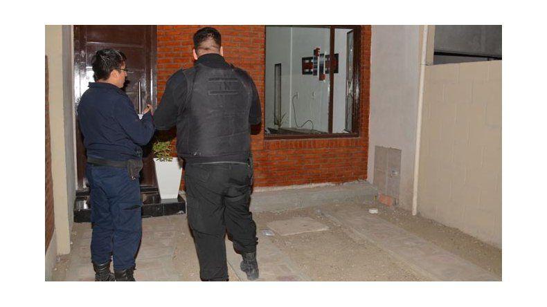 Efectivos de la Seccional Tercera de Policía descubrieron que el robo se produjo en una vivienda del barrio Vista Hermosa 2.