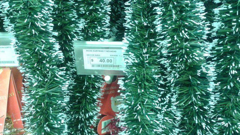 ¿Cuánto cuesta armar el árbol de Navidad?