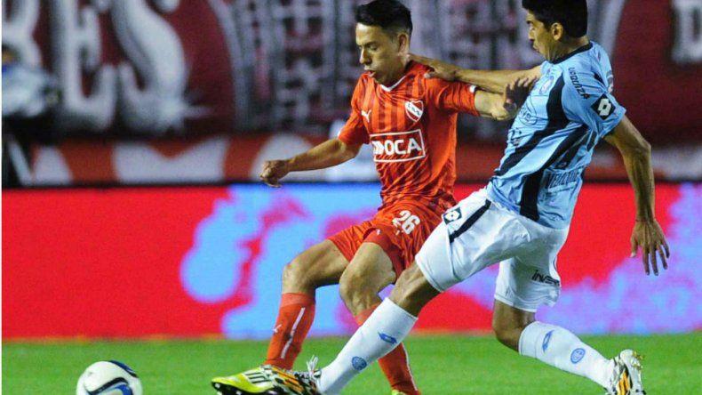 Independiente le ganó 4-1 a Belgrano