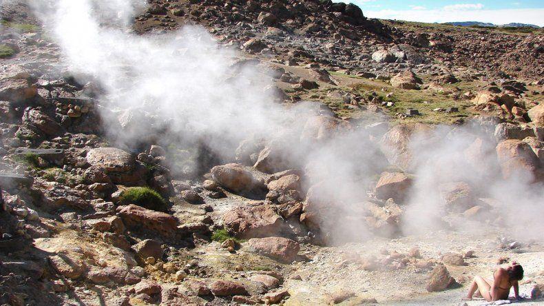 Alerta Amarilla por la actividad del volcán Copahue