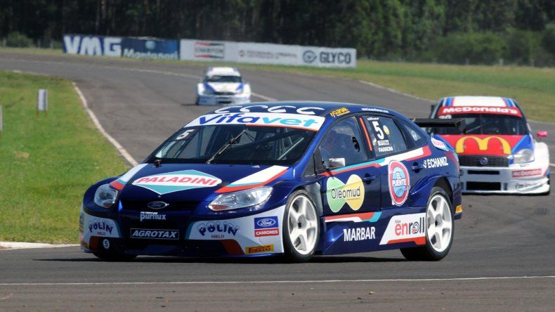A Luciano Farroni se le escapó el título del TC2000 de manera increíble.