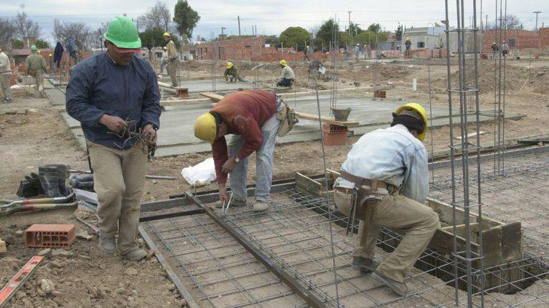 En el sur de Chubut hay 540 familias que construyen  su casa con el PROCREAR