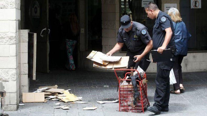 La Policía detonó un paquete sospechoso frente a la AMIA