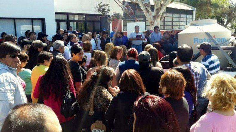Trabajadores municipales levantaron las medidas de fuerza