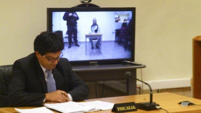 El fiscal Martín Cárcamo pidió declarar ilegal la detención al encontrar inconsistencias en el acta policial.