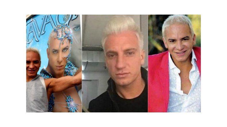 El cambio de look de Maxi López: ¿igualito a Flavio Mendoza?