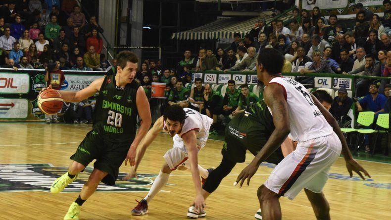 Gimnasia Indalo recibirá mañana a Bahía Basket