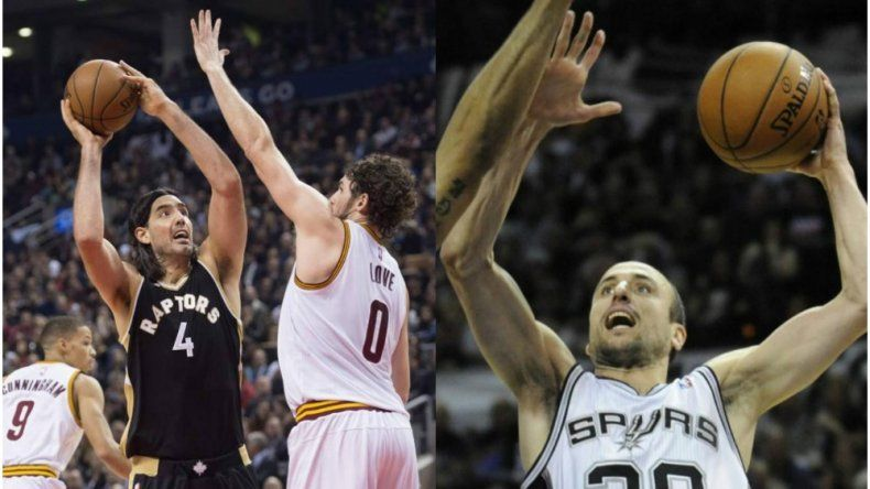 En la NBA hubo triunfos para Scola y Ginóbili