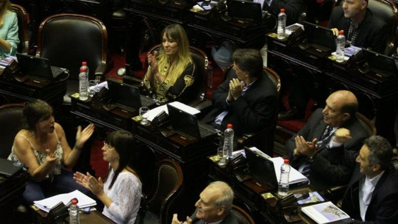 El FpV logró el quórum en Diputados y aprobó leyes en defensa de los trabajadores