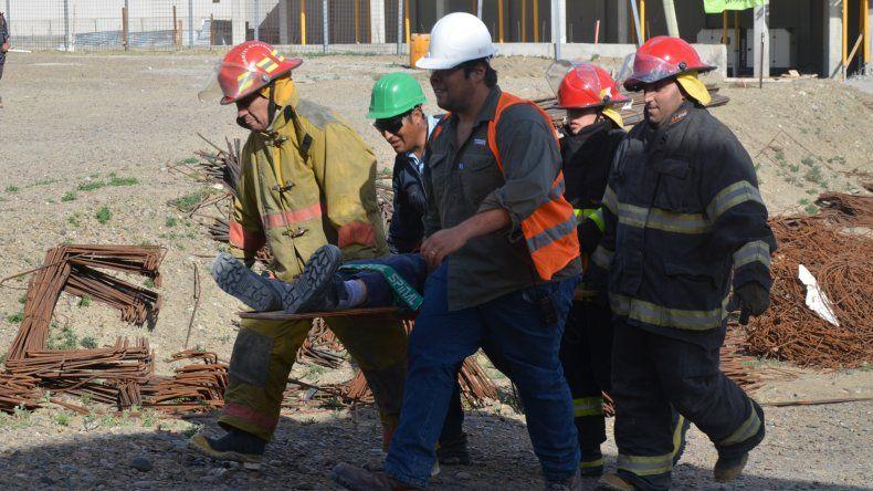 El protocolo exige avisarle a los mandos medios antes de iniciar la evacuación