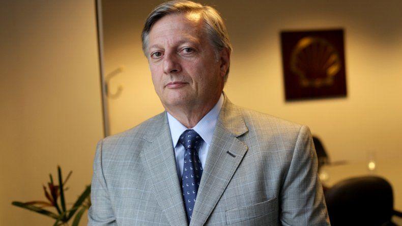 El ex presidente de Shell
