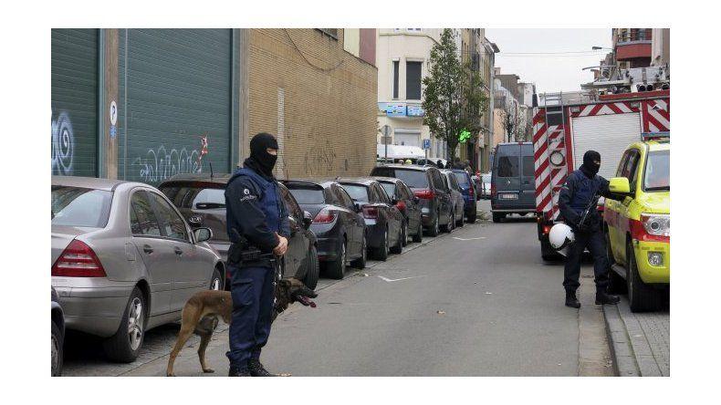 Bruselas se mantiene en alerta por posibles atentados