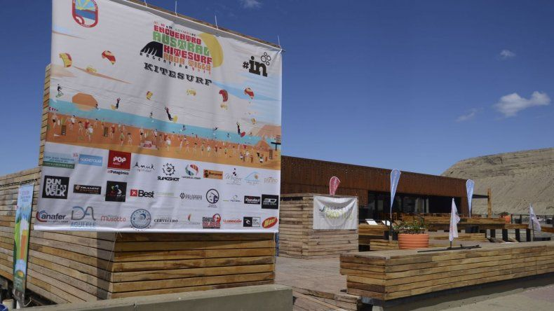 3° Encuentro de Kitesurf en Rada Tilly