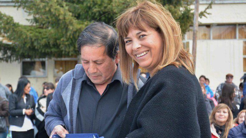 La ministro de Desarrollo Social y diputada provincial electa