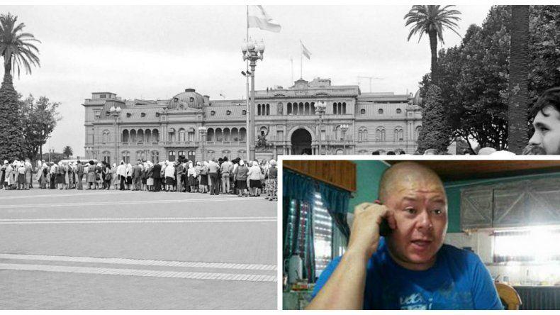 Abuelas de Plaza de Mayo pidieron dar continuidad a las políticas impulsadas por el kirchnerismo