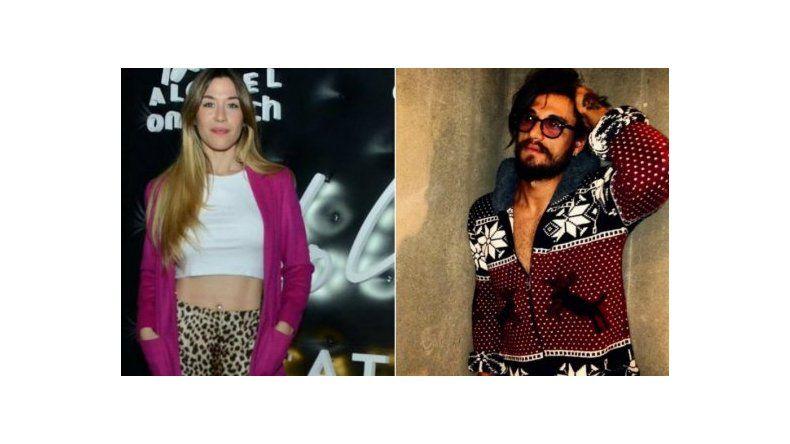 Barón hizo un descargo en Twitter y Osvaldo elogió a su nueva novia