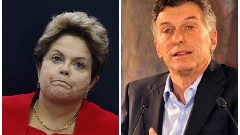 Rousseff no apoyará la suspensión de Venezuela del Mercosur