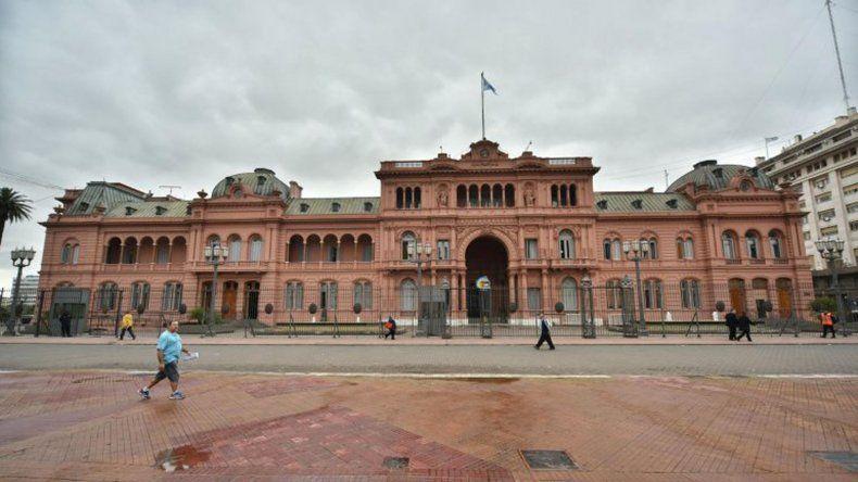 Gobernadores almorzaron en Casa Rosada con Cristina.