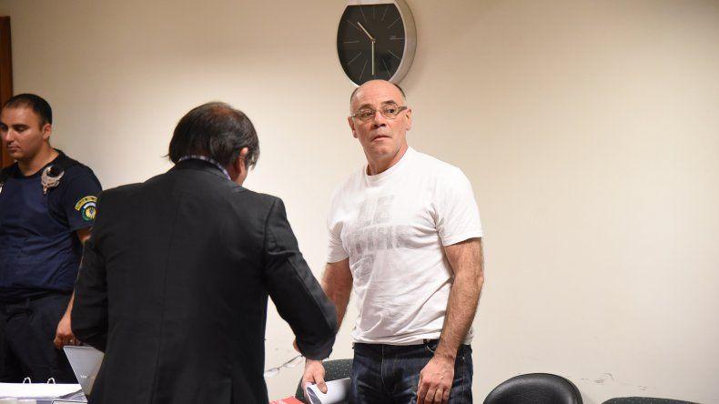 Claudio Lamonega fue descripto como celoso y manipulador por una de las testigos.