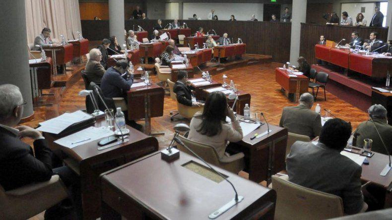 Chubut Somos Todos introdujo aclaraciones a su proyecto de la  Emergencia Económica