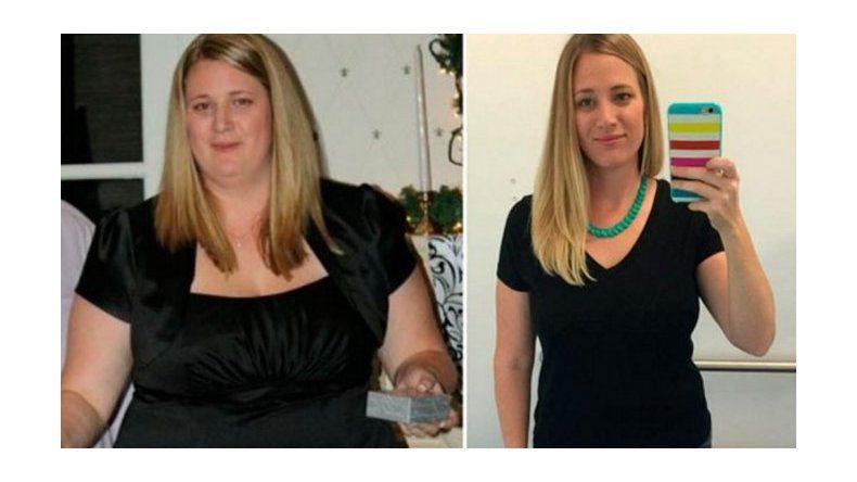 Bajó 40 kilos sin dejar de comer grasas