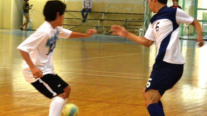 El fútbol de salón promocional tendrá tres días de competencia.