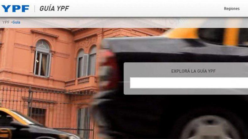 El sitio fue relanzado y permite registrarse