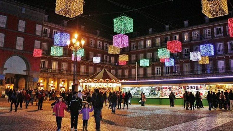 Navidad 2015: Madrid - España