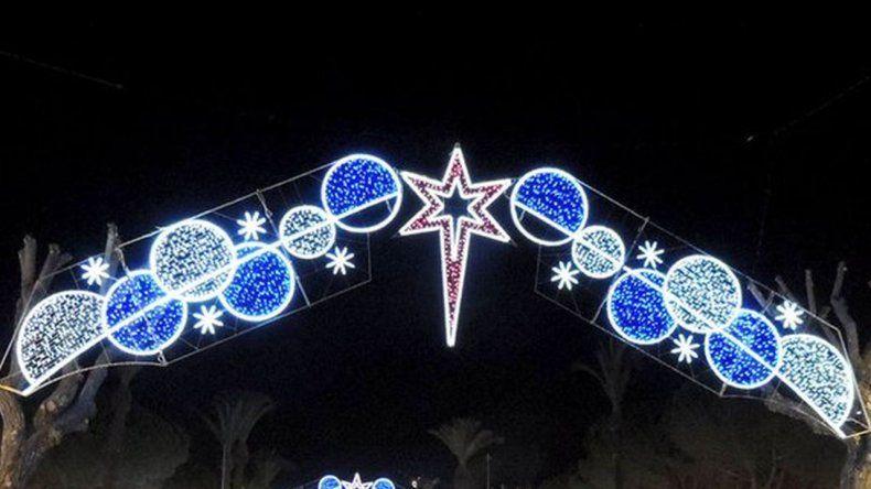 Navidad 2015: San Roque - España
