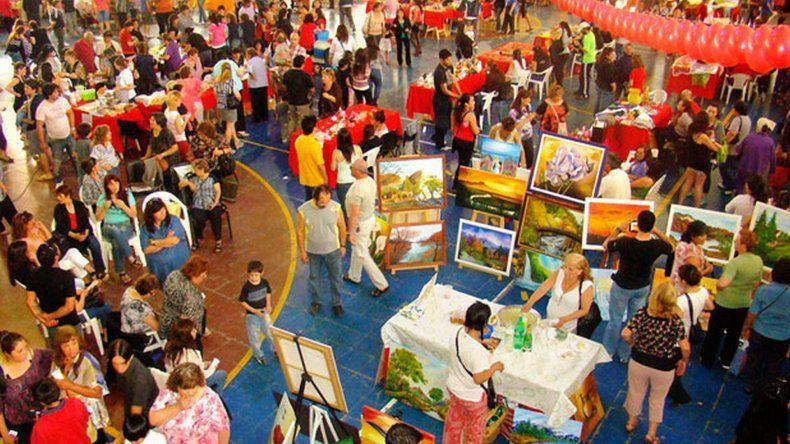 Más de 300 talleres culturales exponen sus trabajos este fin de semana