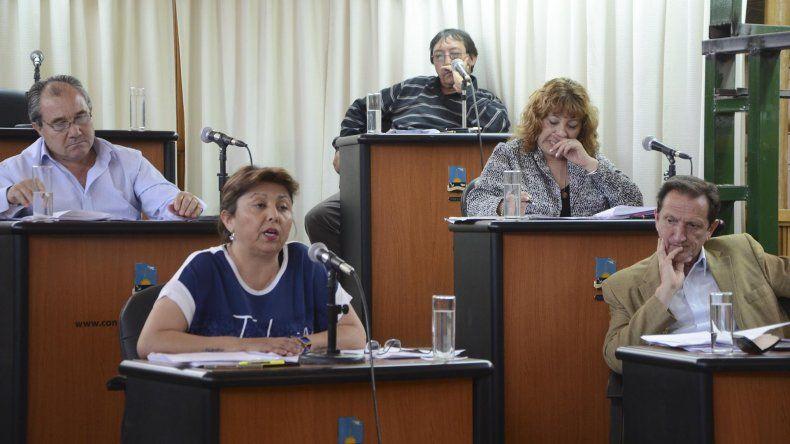 El miércoles tendrá lugar la última sesión en la que participará la actual composición del Concejo Deliberante.